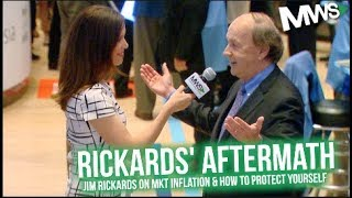 Jim Rickards | The Aftermath: Don't Only Buy Gold, Bitcoin Will Be $200, US Won't Be The Same
