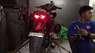 Dyno y15zr (Swapping ECUSHOP to DATATEC) - Gerobok Ibu