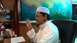 Ustaz Muhammad Nazmi Karim: Bahaya Syiah