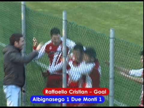 immagine di anteprima del video: ALBIGNASEGO - DUE MONTI 3-2 (23.11.2014)