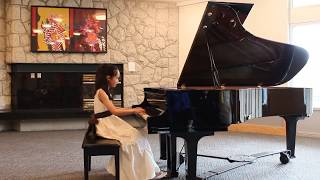 Bach English Suite No. 2 in A Minor BWV807, Prelude (ARCT) by Kyra Wang
