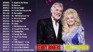 Kenny Rogers, Dolly Parton Grreatest Hits - Top 20 Best Country Songs 2019