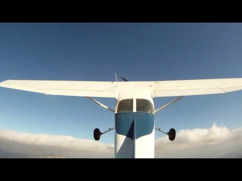 Cessna 172 Aerobatics