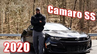 2020 Chevy Camaro SS: Way Better Than I Expected!!