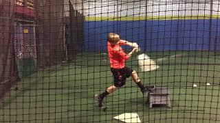 Use this Hitting Drill to Work on Hip Load, Staying Back, & Finding Attack Angle