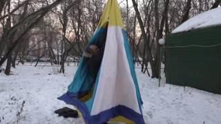 Палатка 4 местная elite стэк