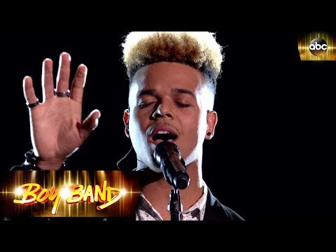 Jaden Gray Audition - Hallelujah | Boy Band