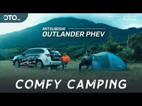 Mitsubishi Outlander PHEV | Dibawa Bertualang Alam Bisa Banget! | Road Test