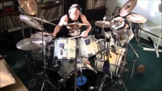 Deep Purple - Razzle Dazzle - drum interpretation