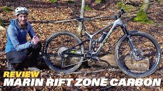Видеообзор Marin Rift Zone Carbon 2
