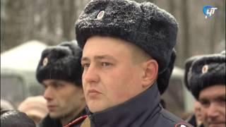 В служебную командировку в Республику Дагестан отправились более ста сотрудников новгородской полиции