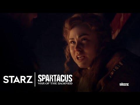 Spartacus 3.07 Clip 'Laeta Lives'