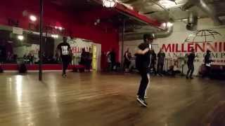 Super DJ Pimp- Give It To Me Come On Choreo By Antoine Troupe Ft. Ryan Phuong