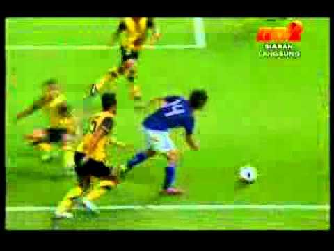 Malaysia [ 0 ] vs [ 2 ] Japan 21 September 2011 | Kelayakan Olimpik 2012 zon Asia