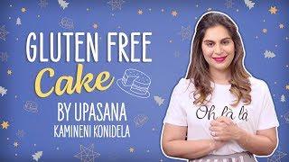 Gluten Free Cake | Upasana Kamineni Konidela | Pinkvilla | South | Lifestyle