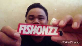 Unboxing and Review T-shirt memancing FISHONZZ