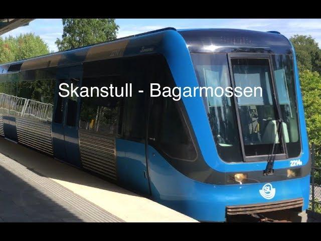 Video Aussprache von Bagarmossen in Schwedisch