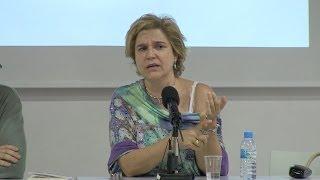 preview picture of video 'Pilar Rahola visita Matadepera convidada per l'ANC'