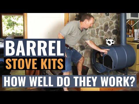 Barrel Stove Kit Free Content Collide O Scope