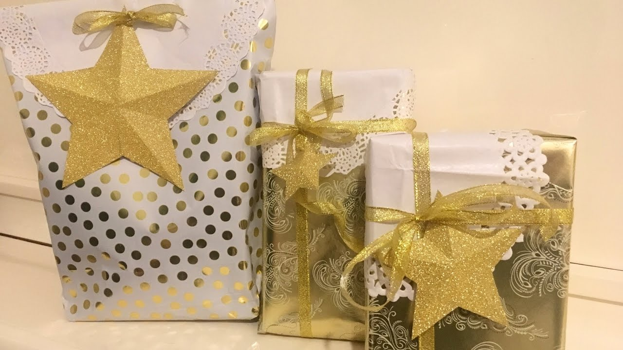 Envuelve tus regalos mejor que los dependientes de El Corte Inglés
