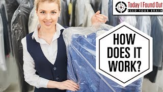 How Do Dry Cleaners Clean Clothing
