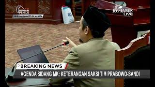 Saksi Tim Prabowo Mengaku Temukan 1 Juta KTP Palsu