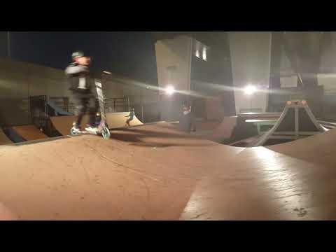 Newport skate park #3