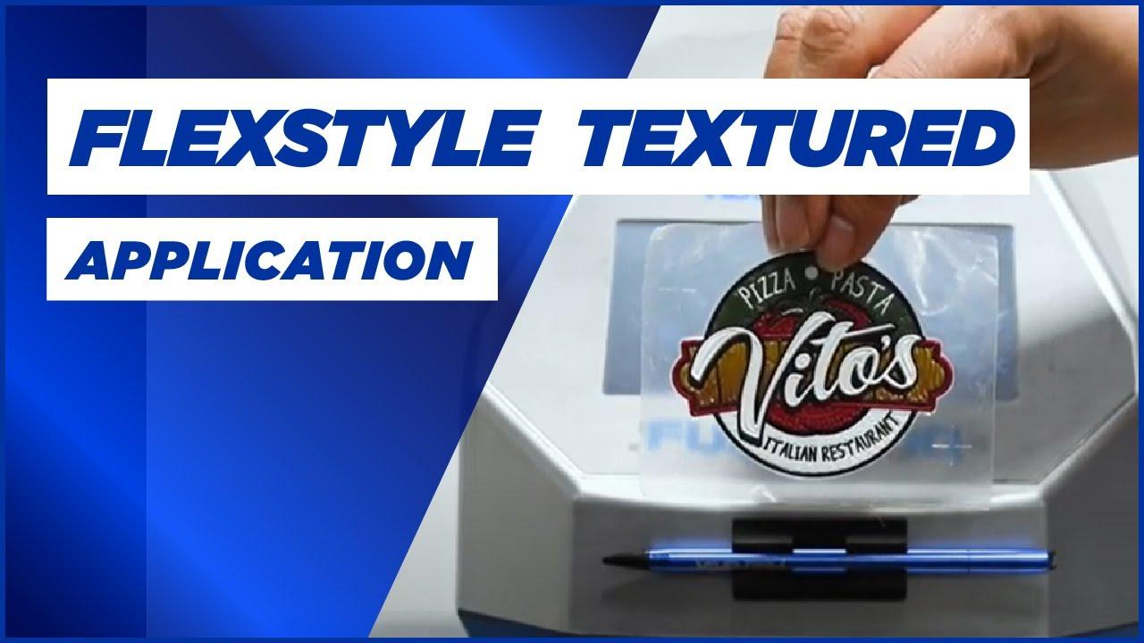 Application: Flexstyle Textured
