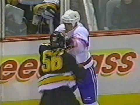 Darren Langdon vs. Doug Doull