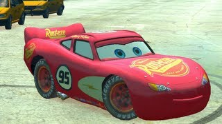 Crazy Cars Lighting McQueen GTA4 ELFC