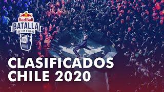 Conoce a los clasificados a los filtros y a las universitarias de #RedBullBatalla Chile 2020 junto  Seo2 y Cayú.   #Chile  -- » Escúchanos en Spotify https://win.gs/BatallaSpotify » Entra en la gallera: http://win.gs/LaGallera » Batalla en Facebook: https://www.facebook.com/RedBullBatalla » Batalla en Twitter: https://twitter.com/redbullbatalla » Batalla en Instagram: https://instagram.com/redbullbatalla