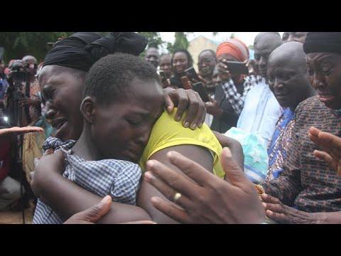 Nigéria : 28 élèves enlevées en juillet ont retrouvé leurs familles Nigéria : 28 élèves enlevées en juillet ont retrouvé leurs familles