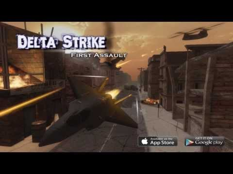 Video of Delta Strike - Aircraft of war