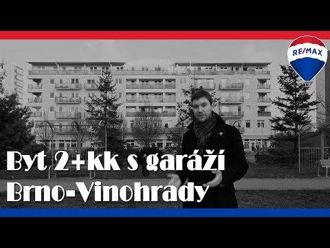 Video Prodej bytu 2+kk v družstevním vlastnictví 71 m², Brno