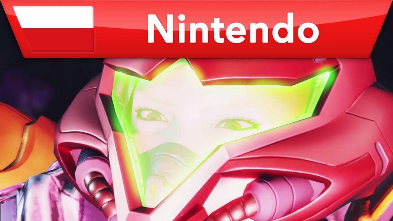 Metroid Dread – zwiastun fabularny | Nintendo Switch