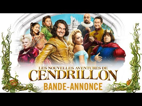 Les nouvelles aventures de Cendrillon - Bande-annonce officielle HD
