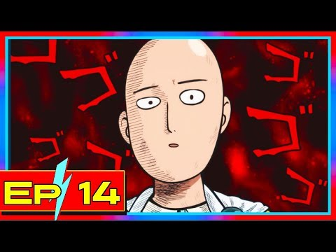 SAITAMA GETS SERIOUS. One Punch Man S2 Episode 2 Review