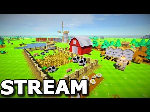 [PPP] Autonauts a stavení vesnice, farmy a doufejme nových robotů!