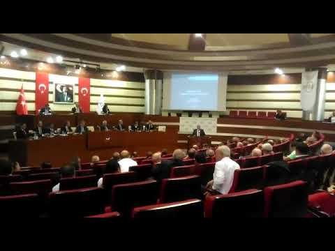 ATSO'nun ağustos ayı meclisi yapıldı