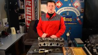 советы по ремонту двигателя ГБЦ своими руками