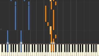 Speed Limit (Boyce Avenue) - Piano tutorial