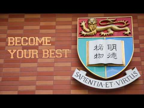 Begin with us at HKU