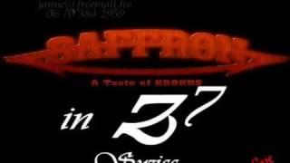 Saffron / A Taste of Krokus / - Bad Boys, Rag Dolls  / Krokus cover in Z7  Swiss /