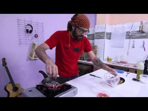 Pasta con tomates secos I Recetas Rockeras