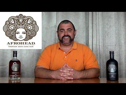 AfroHead Premium Aged Dark Rum