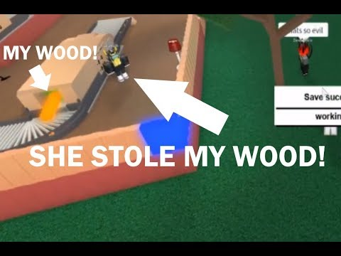 Download How To Steal Peoples Wood Lumber Tycoon 2 Video 3GP Mp4 FLV