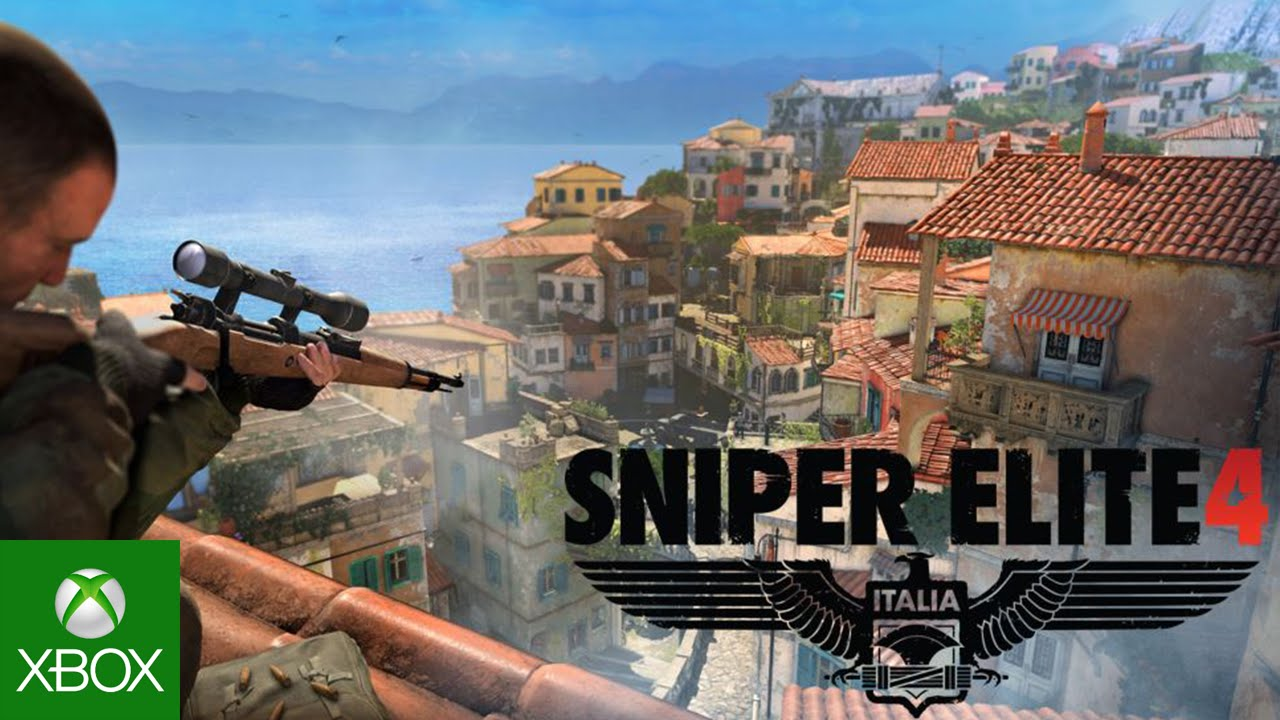 Video forSniper Elite 4 Sneaks Onto Xbox One Later this Year