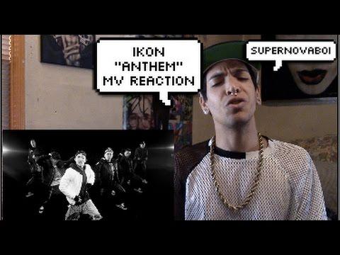 "IKON ""Anthem"" MV Reaction | supernovaboi"