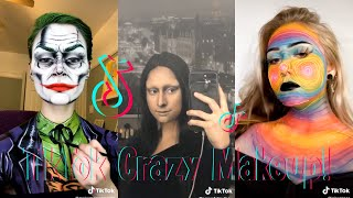 TIKTOK CRAZY MAKEUP COMPILATION #29