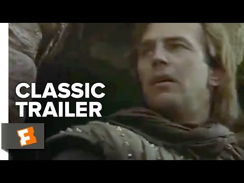 Video trailer för Robin Hood: Prince of Thieves (1991) Official Trailer #1 - Kevin Costner Action Adventure